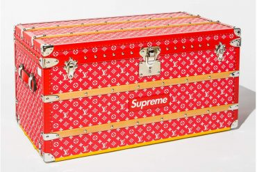 Louis Vuitton x Supreme Malle Courrier Trunk