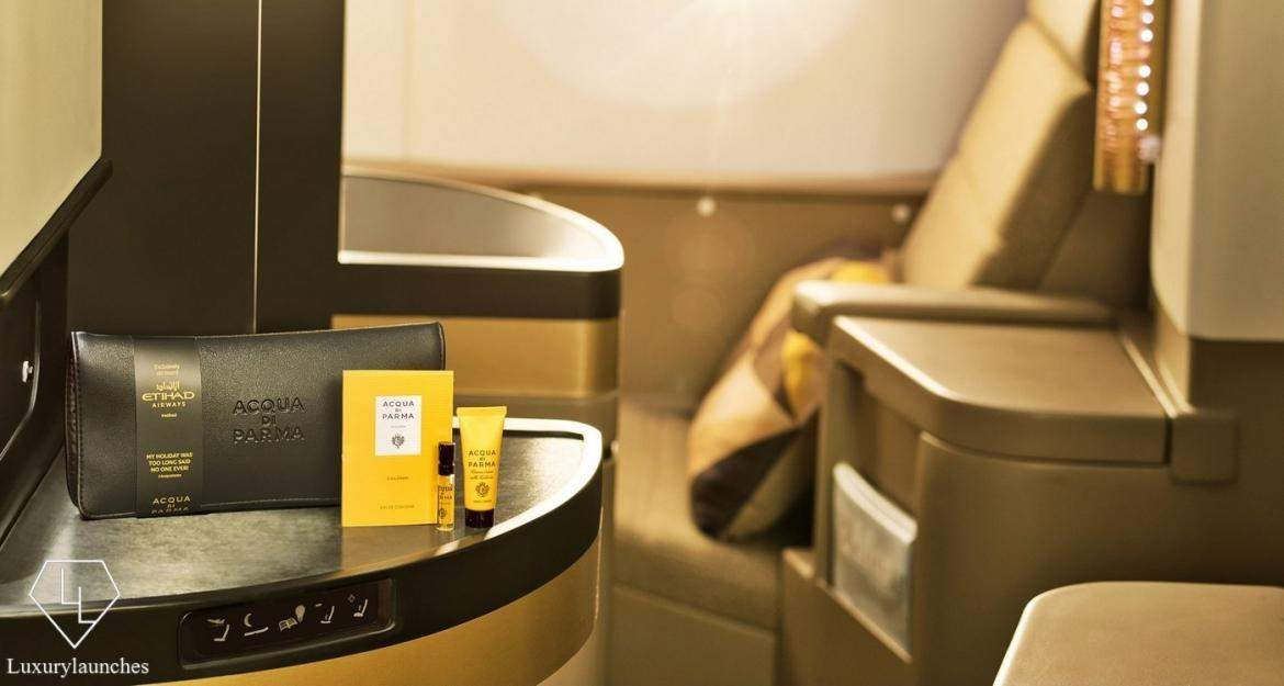 Etihad Airways Business Class Amenity Kits