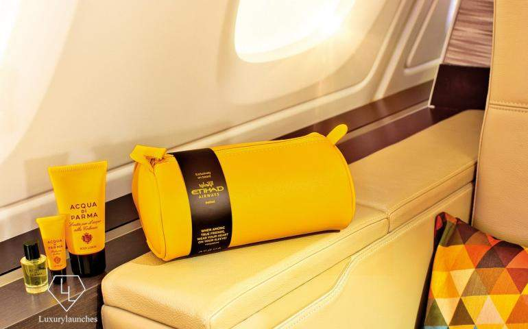 Etihad Airways Business Class Amenity Kits