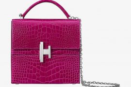 Hermes Cinhetic Top Handle Bag