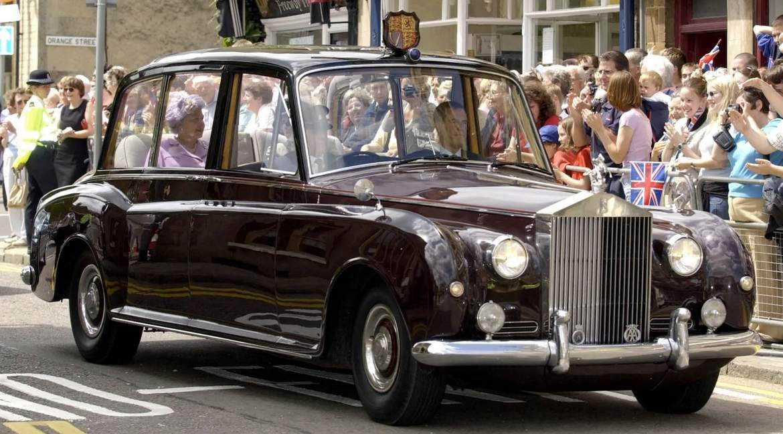 1950 Rolls-Royce Phantom IV State Landaulette
