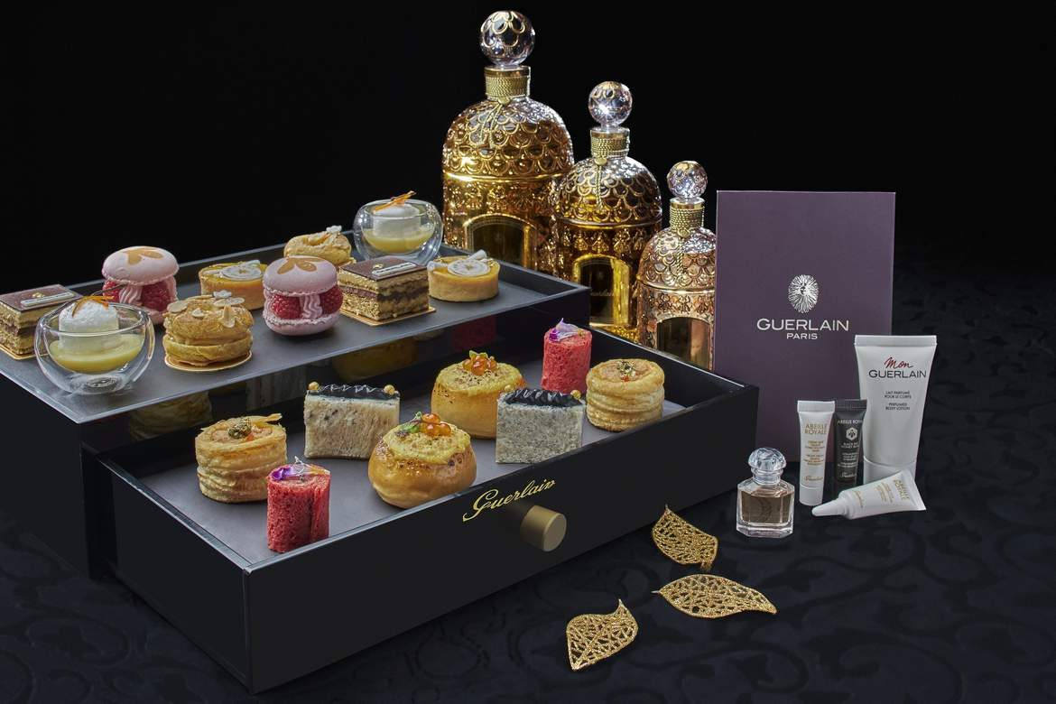 Guerlain 190YearsOfCreation Afternoon Tea