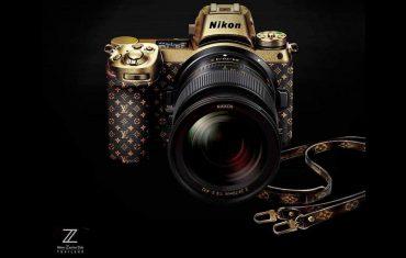 Louis Vuitton Edition Nikon Z7 Camera