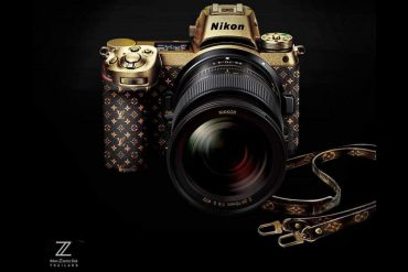 Louis Vuitton Edition Nikon Z7 Camera