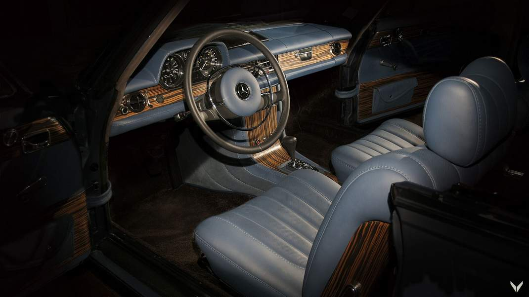 Mercedes-Benz 250 CE By Vilner Garage