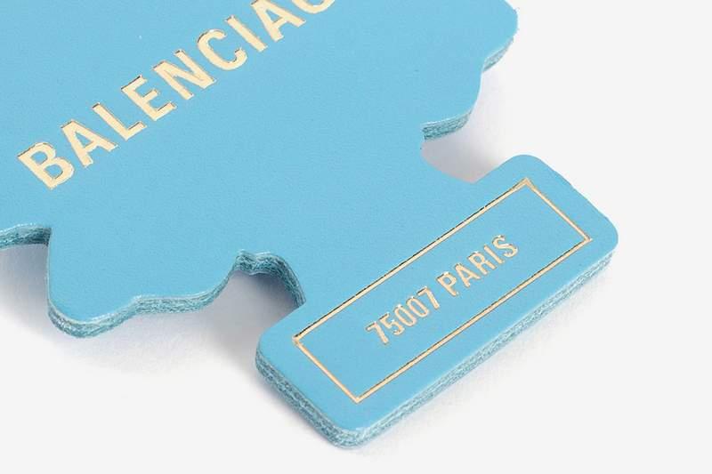 Balenciaga Air Freshner Blue