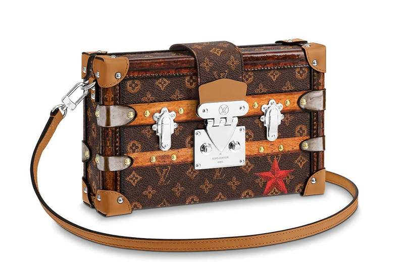 Time Trunk Bags By Louis Vuitton Are The Next Travel Must-Have