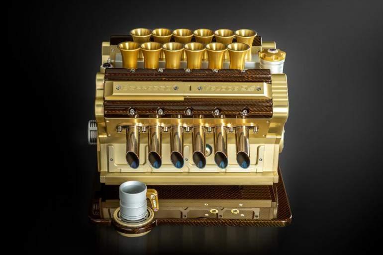 Espresso Veloce Royale