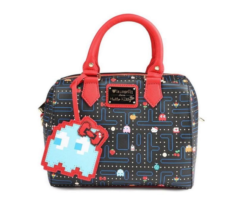 Hello Kitty Pac-Man Bag