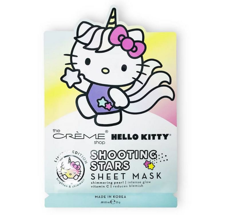 Hello Kitty Unicorn Sheet Mask