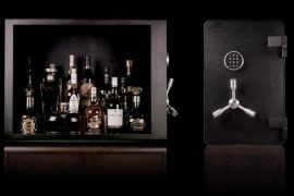 Bulletproof Whisky Vault
