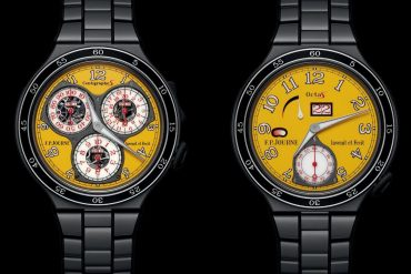 F.P. Journe Octa Sport and Centigraphe Sport