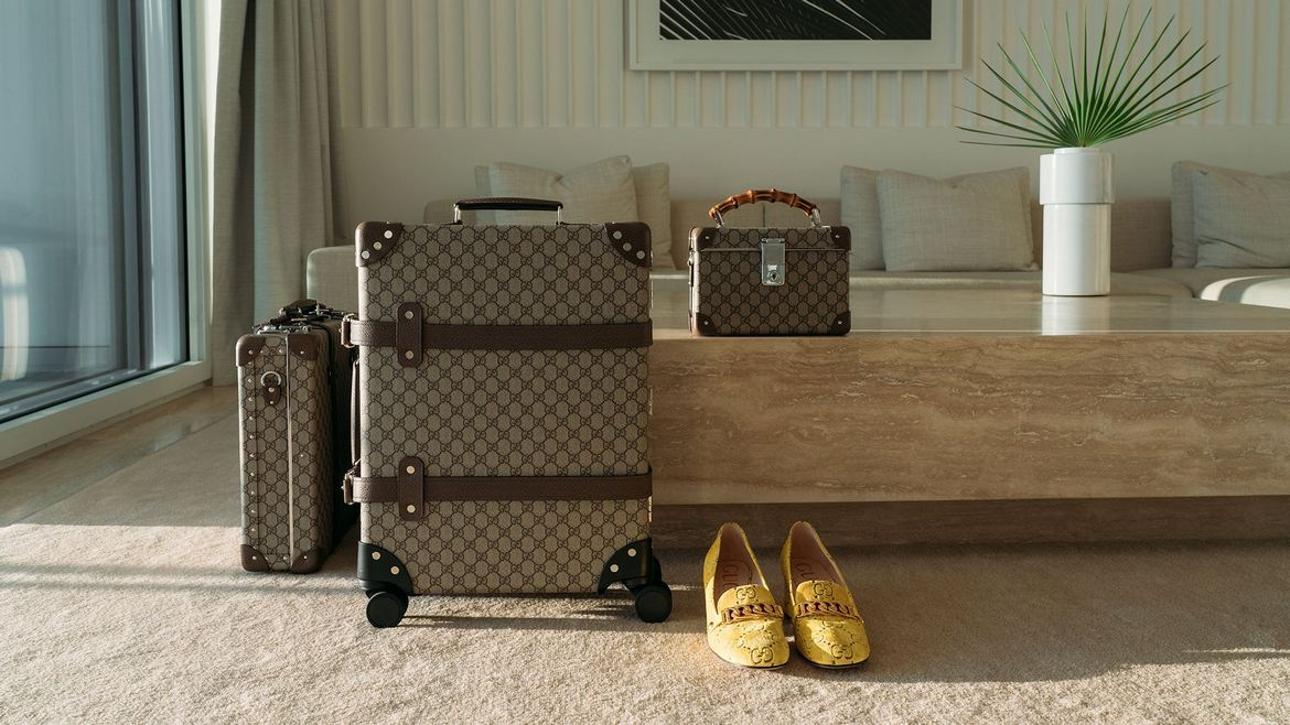 70a45508f Gucci-Globetrotter Give You The Ultimate Travel Collection! - Lux Pursuits