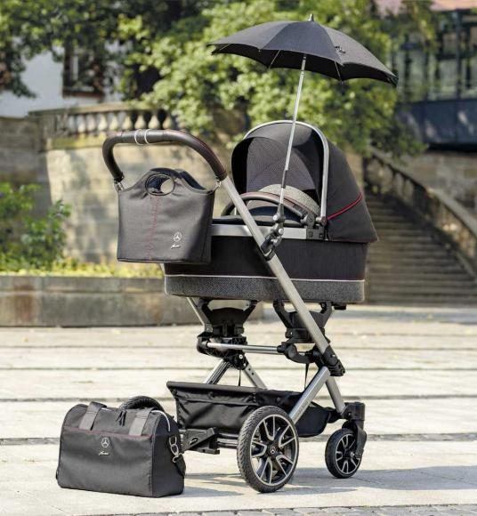 Mercedes Benz Baby Carriage Avantgarde