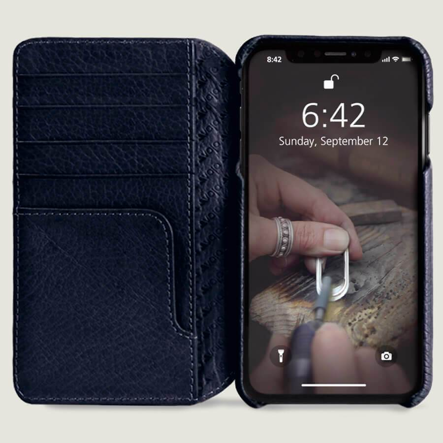 Vaja iPhone XS Max Wallet Case
