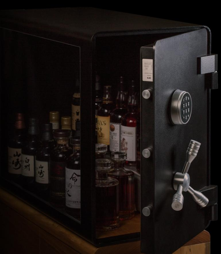 Bulletproof Whisky Vault