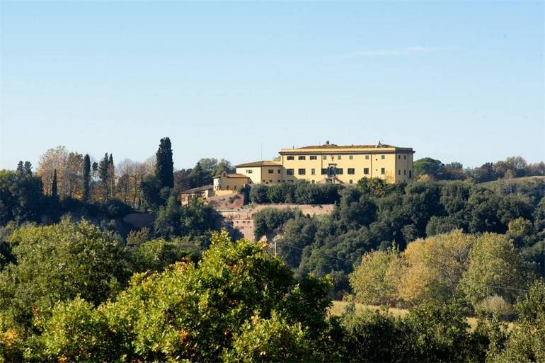 Do You Have The Dream Of Becoming The Owner Of $16M Via Collegalli Estate In Tuscany?