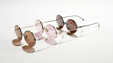 Bentley Eyewear Centenary Collection