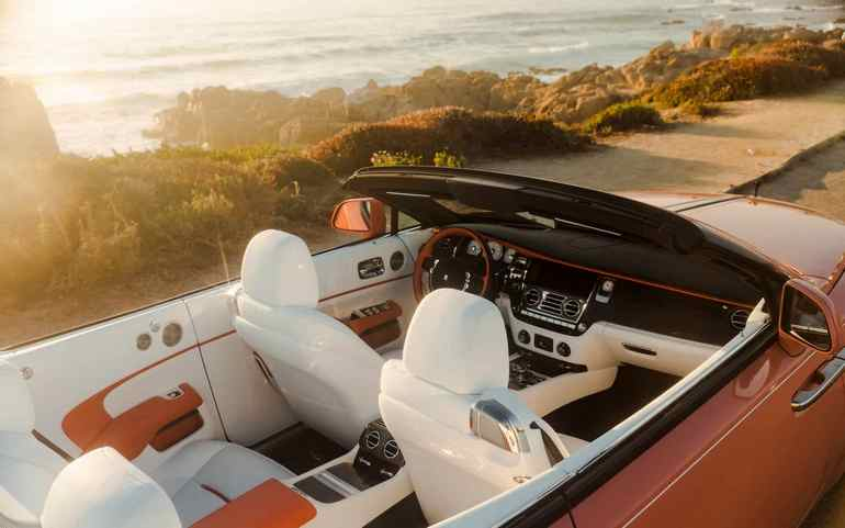Rolls Royce Pebble Beach 2019 Collection