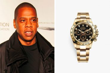 JayZ 40k Rolex Daytona Invitation