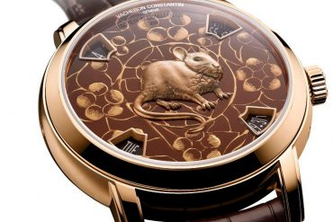 Métiers d'Art The Legend of the Chinese Zodiac, Year of the Rat