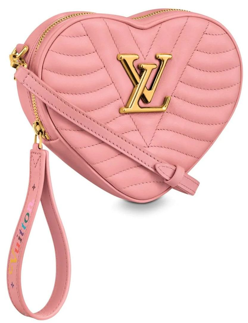 Louis Vuitton New Wave Heart Shaped Bag