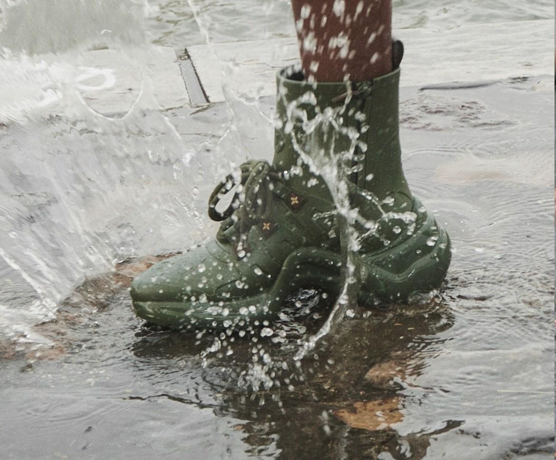 Louis Vuitton Rain Capsule