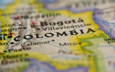 Inversión de Capitales en Colombia