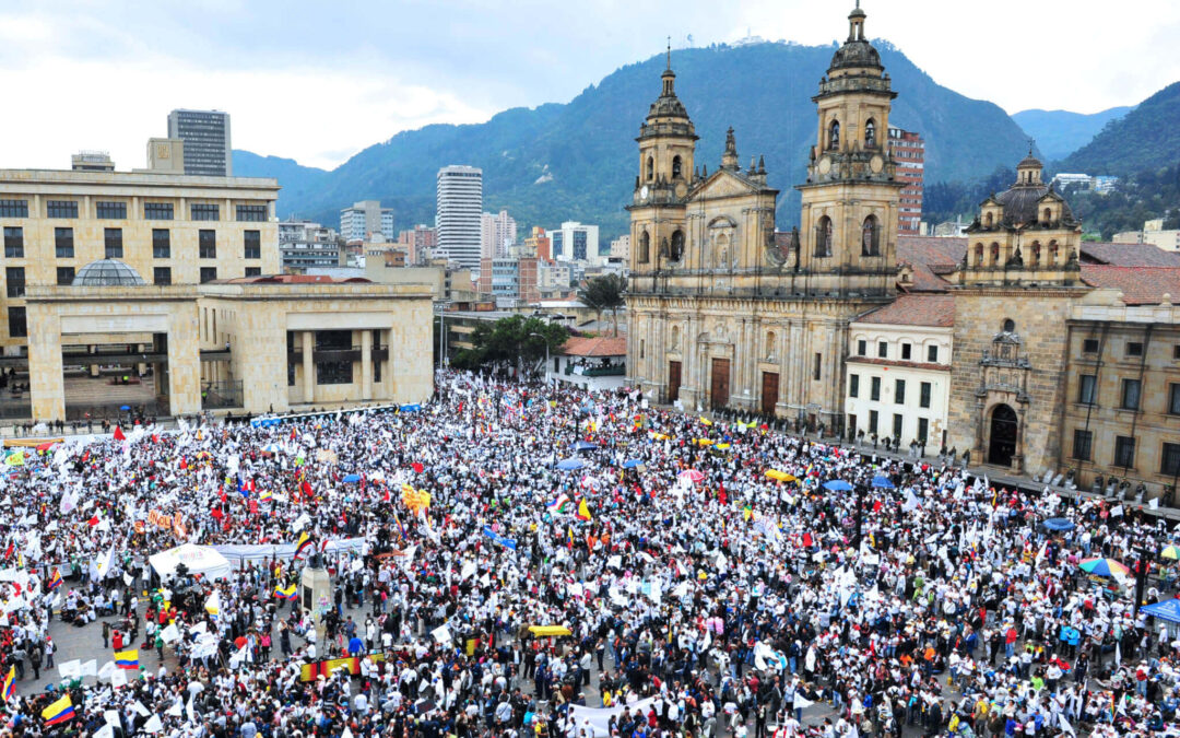 Foreign Investment After the War: The Colombian Peace Process