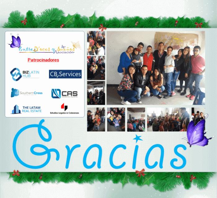 A Christmas Dream in Bogota – Corporate Social Responsibility