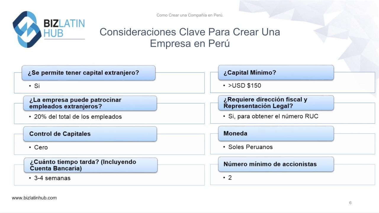 Qué Es El Registro único De Contribuyentes Ruc Biz Latin Hub