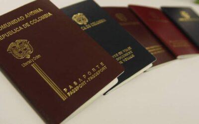 Diferentes Tipos de Visa en Colombia