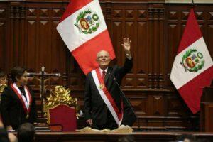 Kuczysnki Peru president