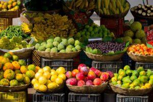 Exportaciones de frutas de Estados Unidos a Panamá