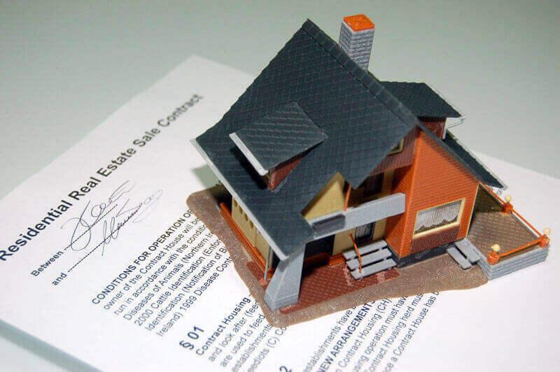 contrato compra en el sector inmobiliario de Chile