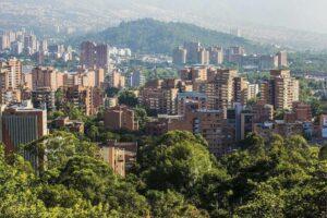 City of Medellín, Colombia