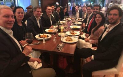 Biz Latin Hub Discuss Growth with UK Trade Commissioner and NZ Ambassador