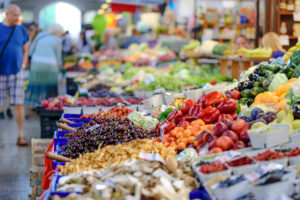 Agricultural products benefit from the trade agreement between Australia and China