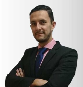 Andrés Vargas, Senior Corporate Lawyer in Colombia