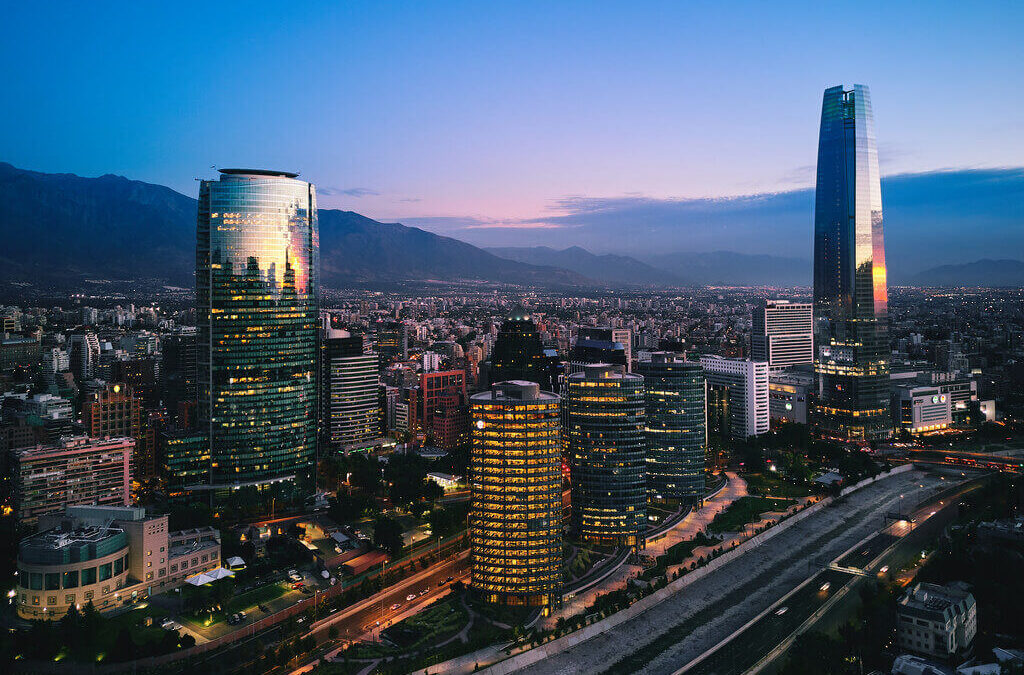 Entrepreneurship in Chile Favors Innovation and New Business