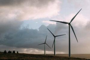 Wind energy C R