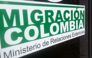 visa type colombia