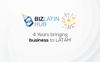 Happy 4th Anniversary To Our Group – Biz Latin Hub