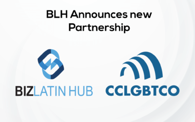 Biz Latin Hub and The Colombian CCLGBT Announce Partnership