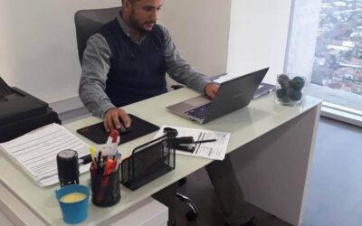 Meet the team: Multitasking Talent- Julian Arrayago Grippi