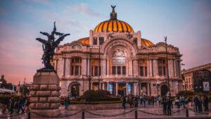Mexico City, India, Oil, Energy