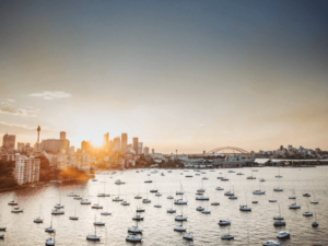 australia gateway asia market