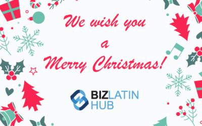 Happy Christmas from Team Biz Latin Hub