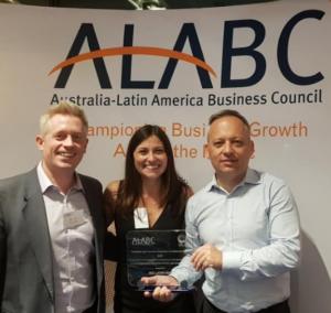 ALABC business excellence award Biz Latin Hub