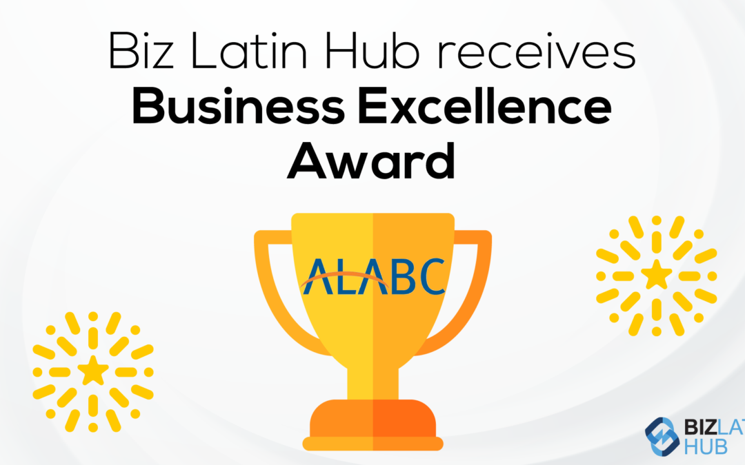 Biz Latin Hub Awarded for Business Excellence in Australia
